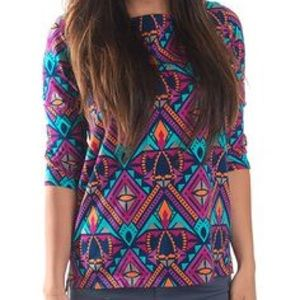 All For Color Zaylee top